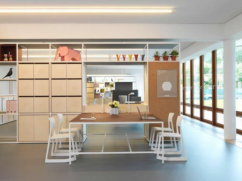 Design Engineering | Vitra | Office | Birsfelden