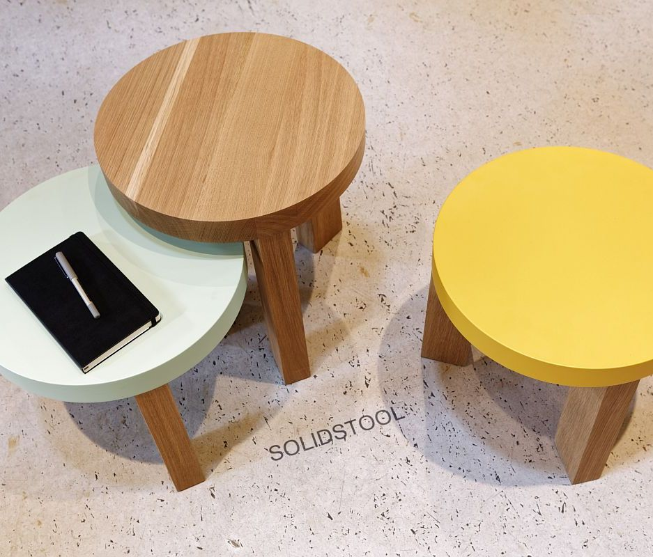 Product Design | SolidStool | SolidTable